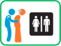 Toileting Small